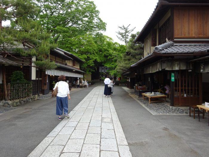 今宮神社門前