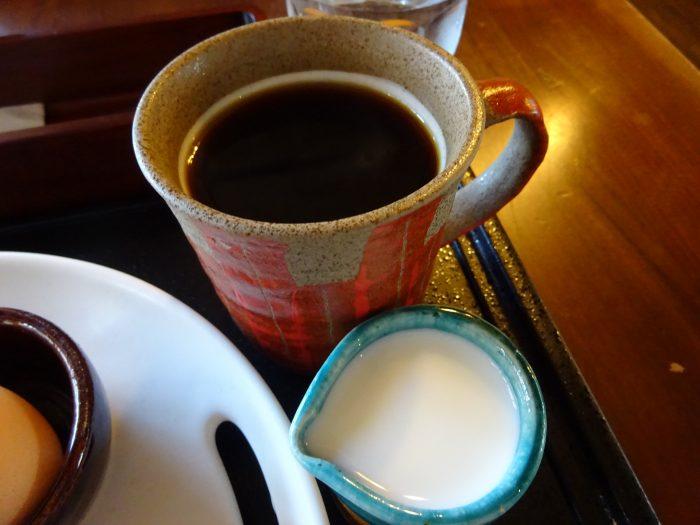 雪ノ下京都本店 コーヒー