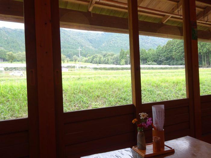 京都 田園風景